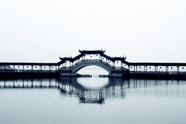 会呼吸的水乡天堂——古镇锦溪