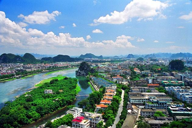 山水与人文共美之城——自游自在赏桂林